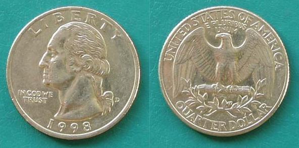 【科普】美国留学之认识美国硬币