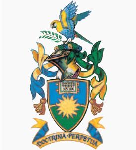 中央昆士兰大学的校徽