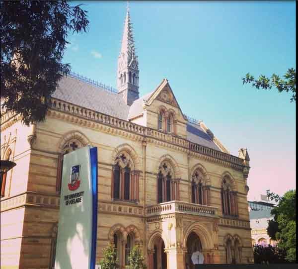 澳洲八大唯一的硕士预科——阿德莱德大学硕士预科介绍