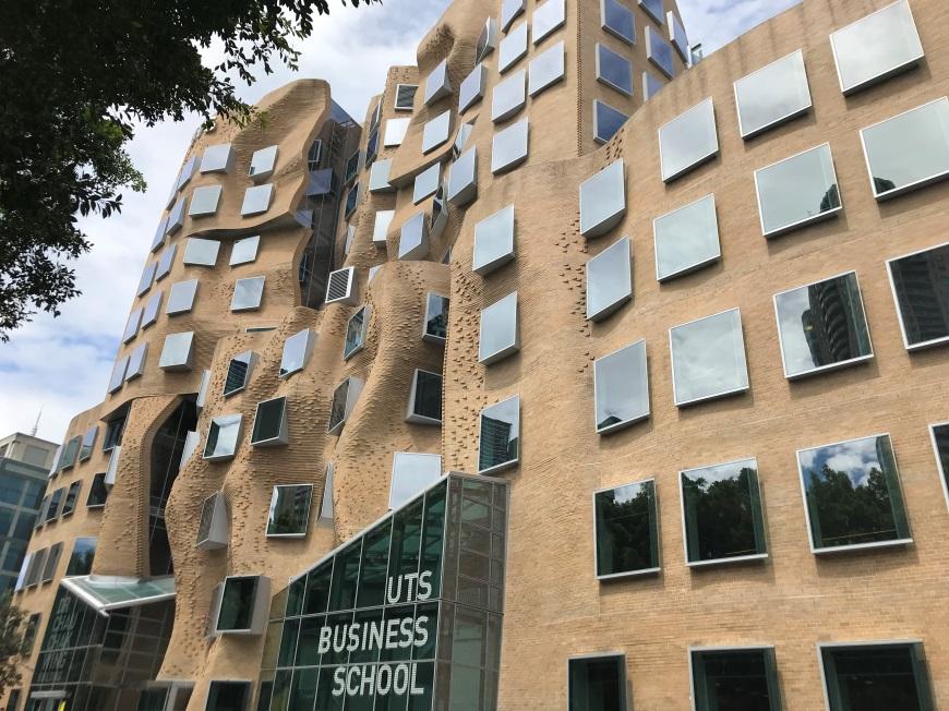 UTS悉尼科技大学商学院