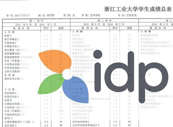 IDP成功案例:无专业背景获录三所澳洲八大名校景观设计硕士