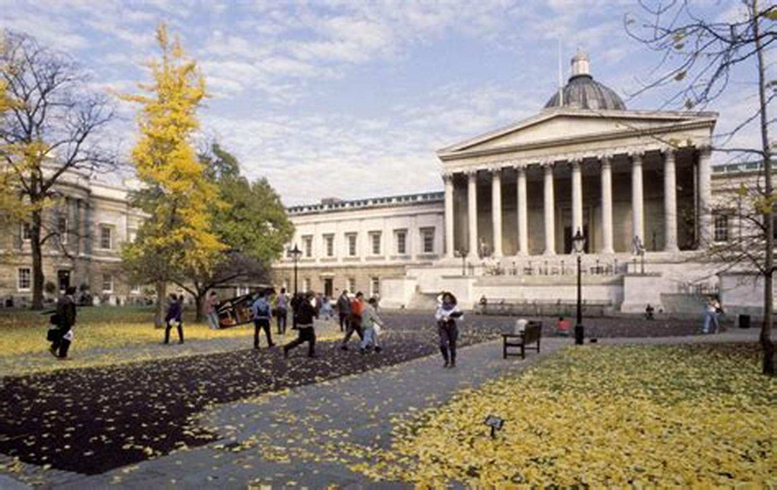 2019英国读硕士要花多钱?伦敦大学学院UCL硕士学费清单