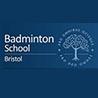 巴德明顿中学的校徽