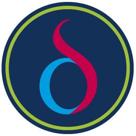 第欧瓦罗克斯学院的校徽