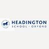 海丁顿中学的校徽