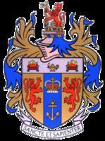 伦敦国王学院的校徽