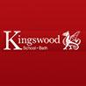 金斯伍德学校的校徽