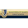莫尔文圣詹姆斯中学的校徽
