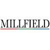 米尔菲尔德中学的校徽