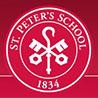 圣彼得中学的校徽
