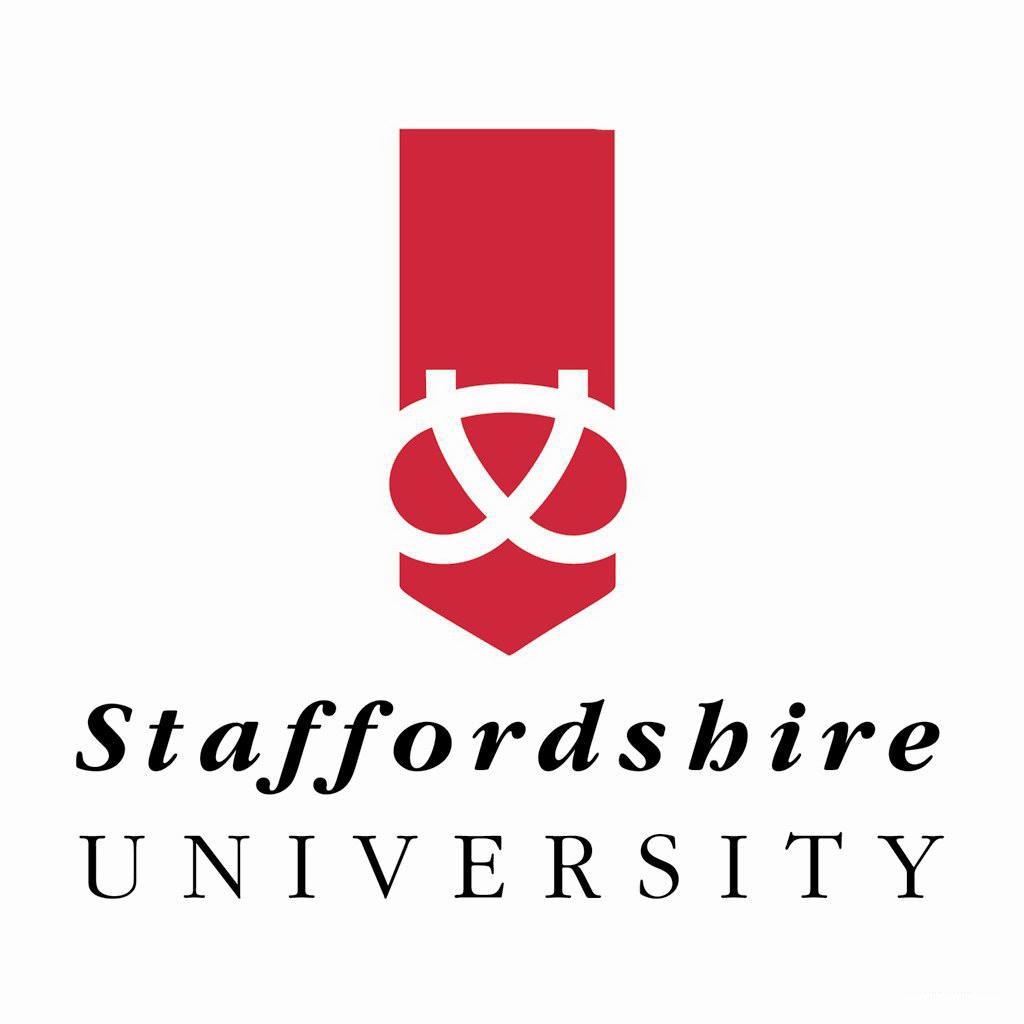 斯塔福德郡大学的校徽