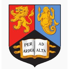 伯明翰大学的校徽