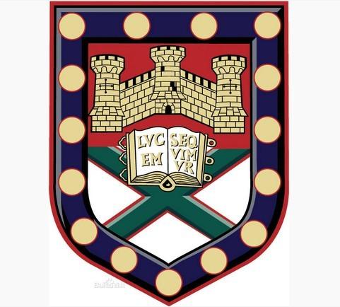 埃克塞特大学的校徽