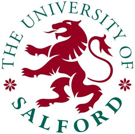 索尔福德大学的校徽