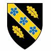 圣大卫三一学院的校徽