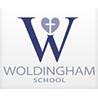 沃丁翰学校的校徽