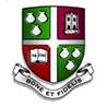 武德豪斯中学的校徽