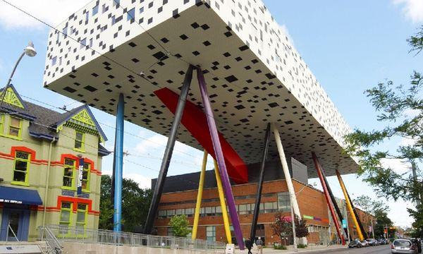 三种结构形式的建筑物图片