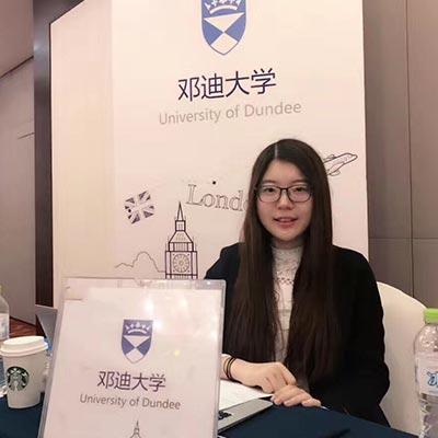 邓迪大学Meiyi